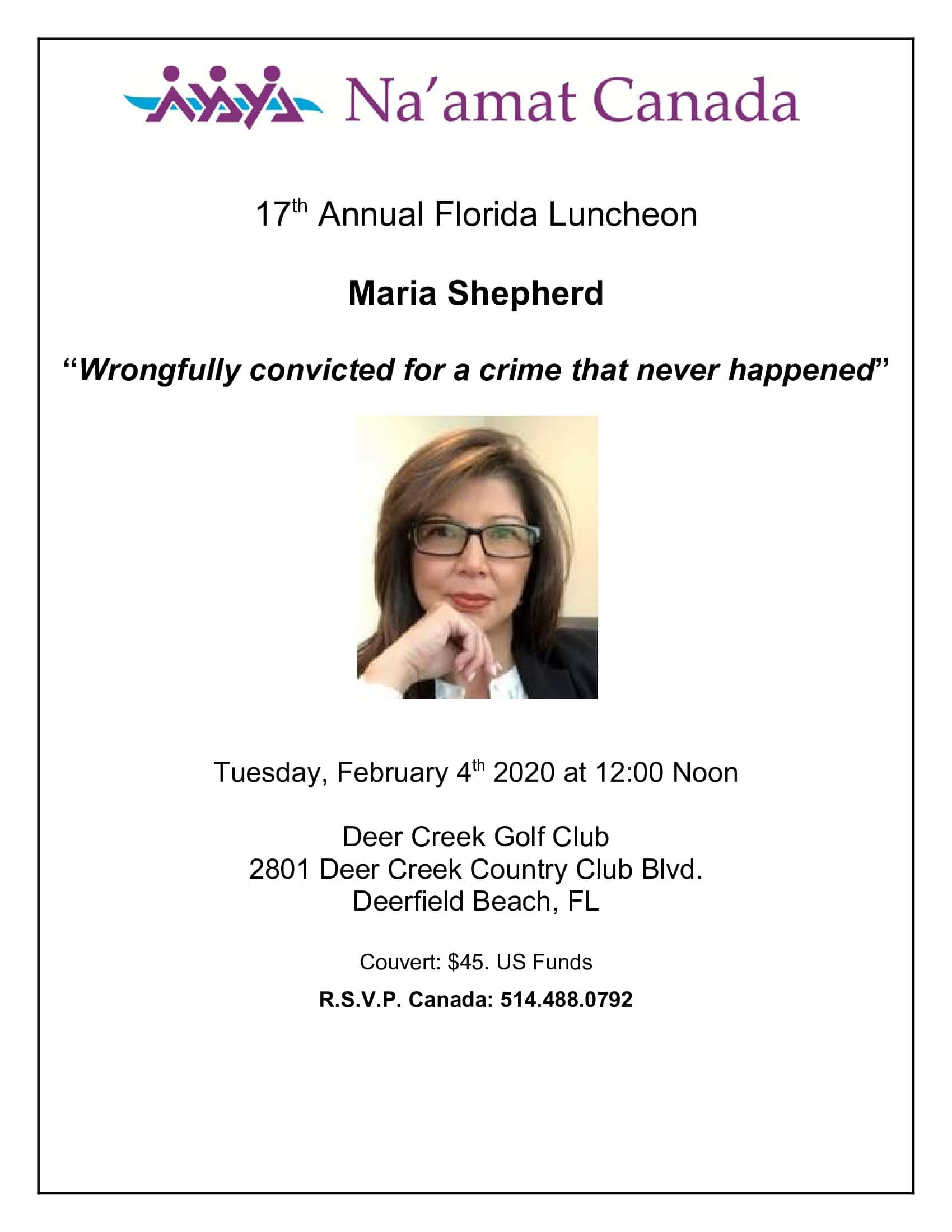17th Annual Florida Luncheon flyer (2)